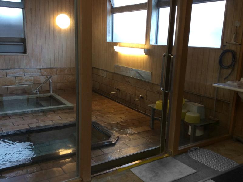 中之条「沢渡温泉共同浴場」