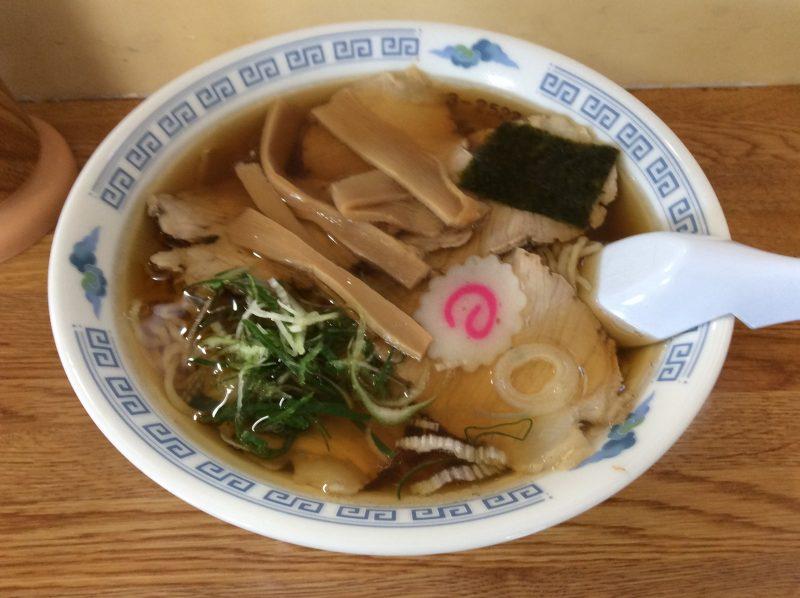 米沢ラーメン・東部食堂